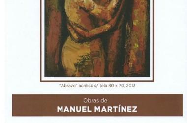 Muestra Manuel Martinez
