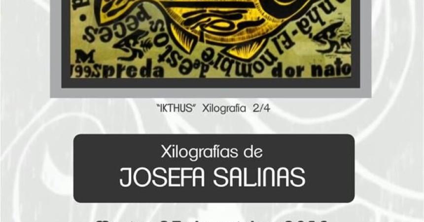 Muestra María Josefa Salinas