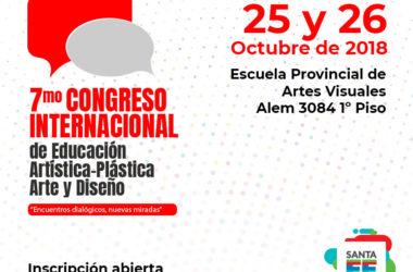 7mo Congreso de Educación, Arte y Diseño