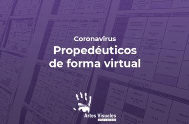 Propedéuticos de forma virtual